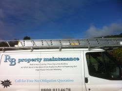 RB Property Maintenance logo