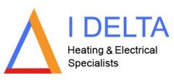I DELTA HEATING AND ELECTRICAL SPECIALISTS LTD Logo