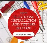 JEFF ELECTRICAL INSTALLATION AND TESTING Logo