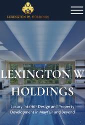 Lexington W.Holdings Ltd. Logo