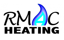 RMAC Heating Logo