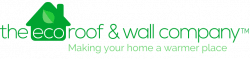 The Eco Roof and Wall Company. logo