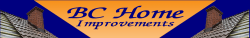 BC HOME IMPROVEMENTS logo