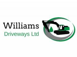 WILLIAMS DRIVEWAYS LTD Logo
