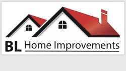 B L HOME IMPROVEMENTS logo