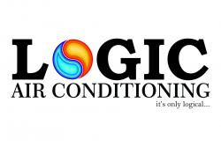 LOGIC AIR-CONDITIONING Logo