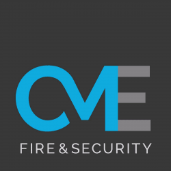 CME Fire and Security logo