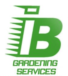 IB Gardening services Logo