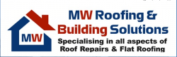 M W Roofing & Building Solutions logo