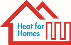 Heat for Homes Logo