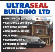 ULTRASEAL ROOFING Logo