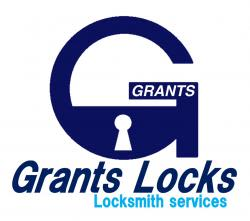Grants Locks logo