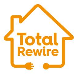 TOTAL REWIRE NW LTD Logo