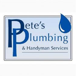 Pete's Plumbing and Handyman Service Logo