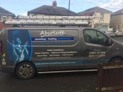 Absolute plumbing-Heating Solutions logo