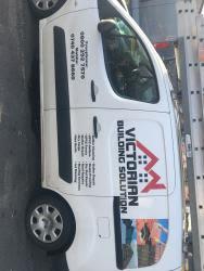 Victorian Building Solutions logo