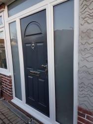 Front Composite Doors