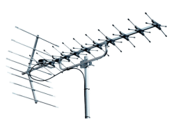 Wide Band Tv Aerial