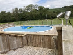 Pool and decking lights