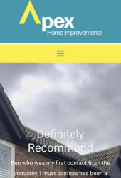 Cover photos of APEX HOME IMPROVEMENTS (UK) LIMITED