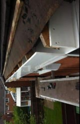 Fascia and soffits  replacement