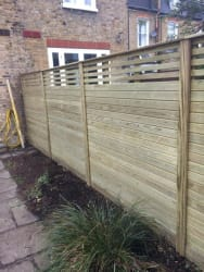 Main photos of First Rate Fencing & Landscaping