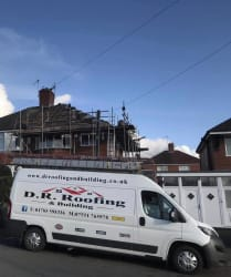 Main photos of D.R. ROOFING AND BUILDING