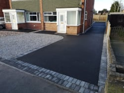 Cover photos of Cheshire Drives and Paving