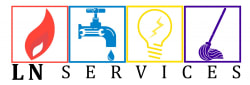 Cover photos of LN Services