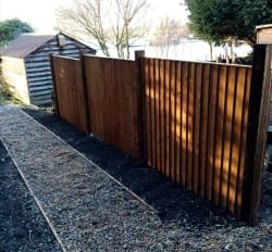 Quality fencing with Grounds & Grounds. Based in Bungay Suffolk
