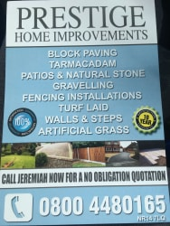 Cover photos of Prestige Home Improvements