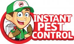 Instant Pest Control  Logo