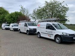 READY FOR ACTION ! CALL US TODAY 0116 2772773
