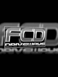 FCD Driveways  Logo