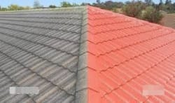 Roof deep clean without any perso  walking into the roof- we invested in the latest technology