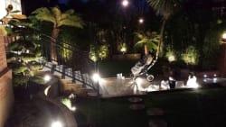 Outside lights