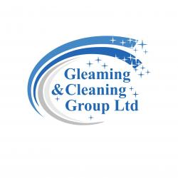 GLEAMING & CLEANING GROUP logo