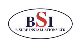 B-Sure Installations Logo