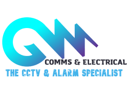 GM COMMS & ELECTRICAL logo