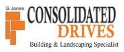 CONSOLIDATED DRIVES Logo