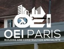 Paris Construction Logo
