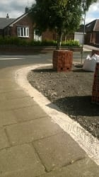 Garden Wall foundation