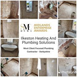 Ilkeston heating and plumbing solutions Logo