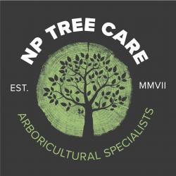 NP TREE CARE Logo