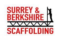 Surrey & Berkshire scaffolding Logo
