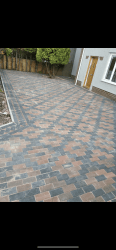 Cover photos of Bristol and Gloucester paving