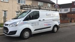 Goldstar roofing Ltd Logo