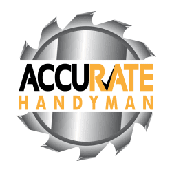 Accurate Handyman Logo