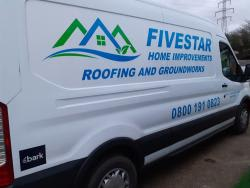 Fivestar home improvements logo