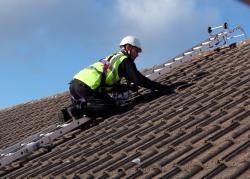 Glasgow Roofing Services LTD Logo